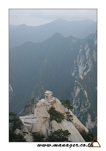 เก๋งประชันหมากรุก (下棋亭) ใกล้ๆ กับยอดท้าตะวัน หรือยอดทิศตะวันออก