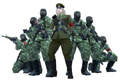 14. Major Ivan Raidenovitch Raikov – Metal Gear Solid 3