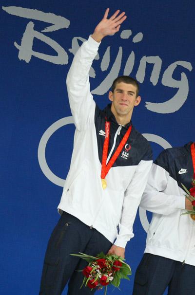 """ที่สุดจากขอบสระ """"โอลิมปิก 2008"""""""