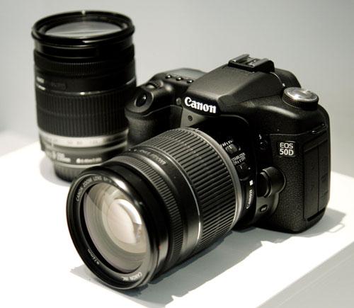 "Preview : Canon ""EOS 50D"" ถ่ายจุใจมันส์ยิ่งขึ้น"