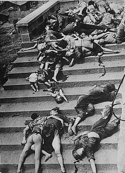 ชาวจีนในฉงชิ่งที่ถูกสังหารโดยทหารญี่ปุ่น