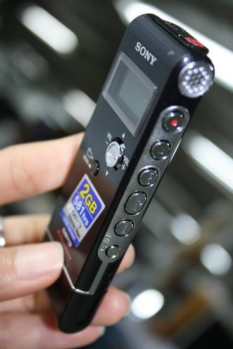 Review : SONY ICD-UX80 เครื่องอัดเสียงในฝัน (ของผม)