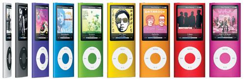 Review : iPod Nano Gen 4 เพิ่มประสบการณ์ 'เขย่า'
