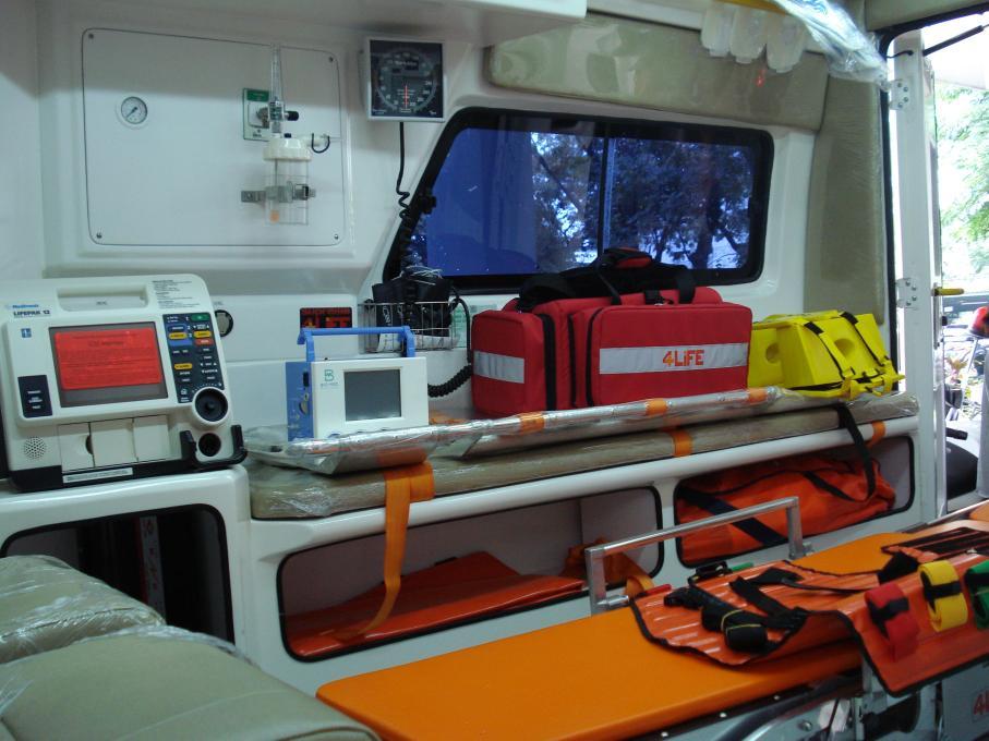 รถพยาบาลนาโน