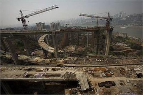 การพัฒนาขยายเขตเมืองรอบนครฉงชิ่ง ปี 2007