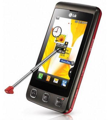 Review : LG KP500 Cookie ทัชโฟนฉลาดๆ ที่ใครก็เอื้อมถึง