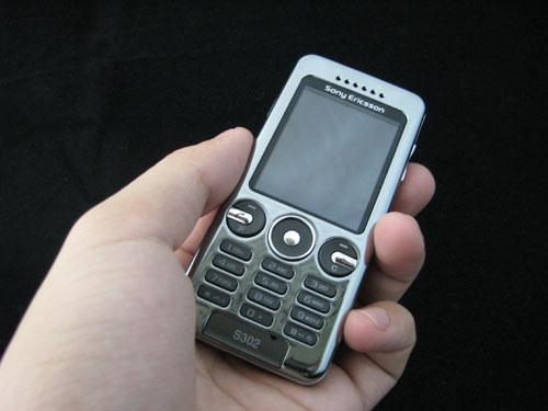 Review : Sony Ericsson S302 สแนปช็อตพกพาสะดวก