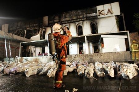 ซานติก้า ที่เพลิงโหมไหม้เหลือไว้ซึ่งคำว่า KA ที่คนเค้าบอกว่าแปลว่า ฆ่า