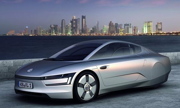 Volks XL1 Concept  : รับมือวิกฤตน้ำมัน