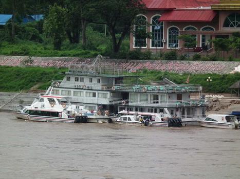 นักท่องเที่ยวยกเลิกทัวร์น้ำโขง เชื่อจีนใช้จังหวะนี้จัดระเบียบการเดินเรือใหม่