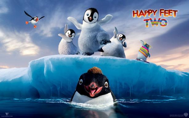 ธรรมะบันเทิง : Happy Feet Two เพนกวินกลมปุ๊ก ลุกขึ้นมาเต้น 2 ...