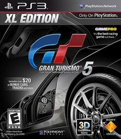 """GT5 XL Edition"" ชุดอัพเดท 2.0 รวม DLC วางแผง 17 ม.ค.นี้"