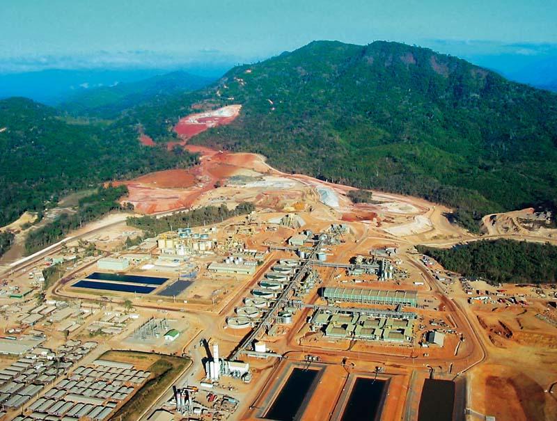 ทองเหมืองเซโปนใกล้หมด ปีนี้ลาวผลิตได้น้อยลง