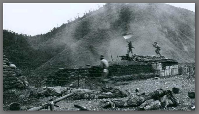 เปิดตัวเลขประวัติศาสตร์ ทหารเวียดนับหมื่นพลีชีพพิทักษ์ทางหลวงเลข 9