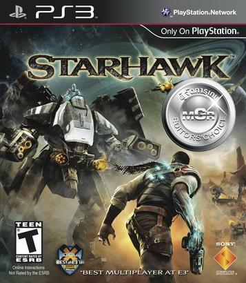 Review : Starhawk ยุทธการเหยี่ยวอวกาศ