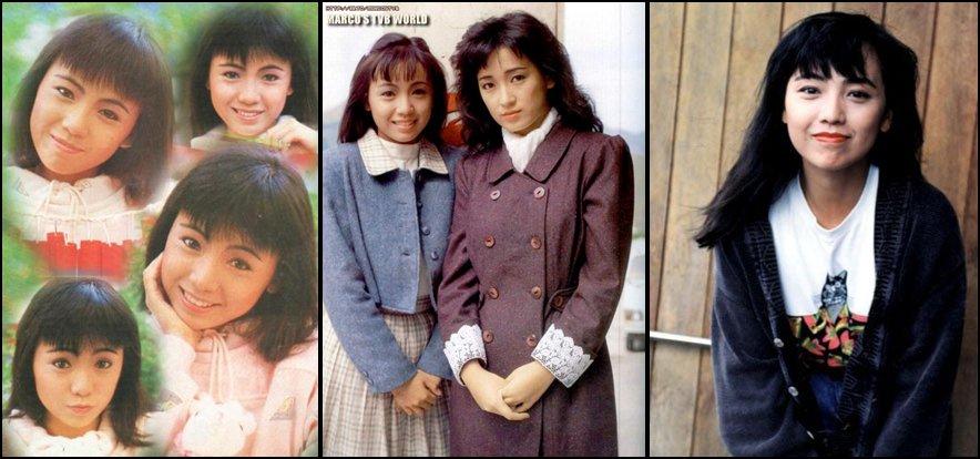 ภาพกลางถ่ายกับกงฉือเอิน นักแสดงร่วมค่าย