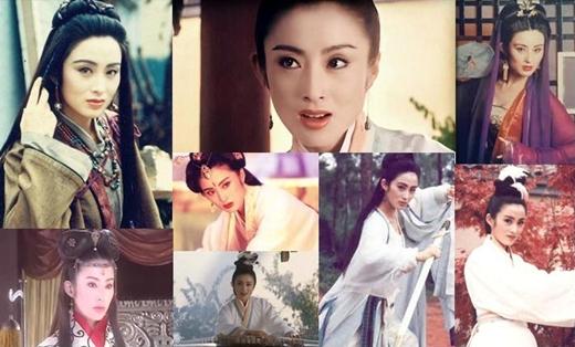 งามอย่างเป็นเอกลักษณ์ในชุดจีนโบราณ จากผลงานหนังจีนแนวกำลังภายในหลายเรื่อง