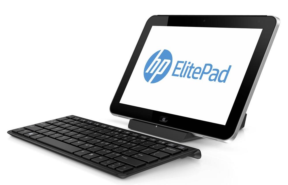 งผู้ใช้สามารถเชื่อมต่อคีย์บอร์ดและเมาส์เพื่อเปลี่ยนให้ ElitePad 900 เป็นคอมพิวเตอร์ตั้งโต๊ะจิ๋วได้ทันใจ