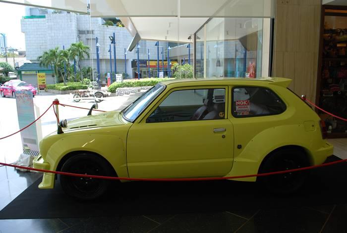 Honda Civic SB1 1975