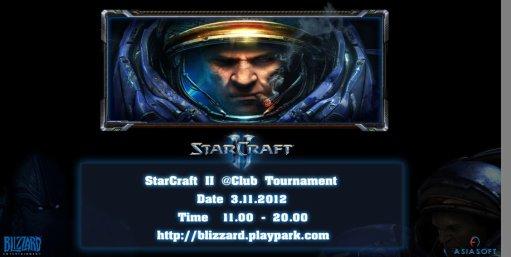 StarCraft 2 เปิดศึกประลองฝีมือที่ @Club