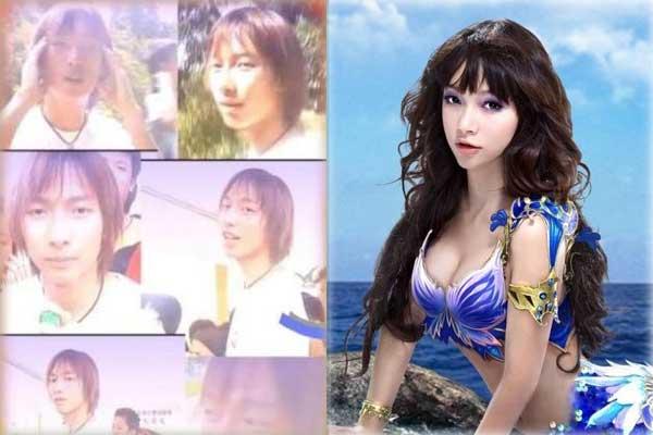 """สื่อจีนยก 10 """"สาวข้ามเพศ"""" สวย-เก่งเอเชีย 2012 - น้องปอยติดด้วย"""