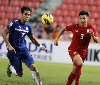 แบ็กซ้ายเบอร์ 1 ทีมชาติไทย