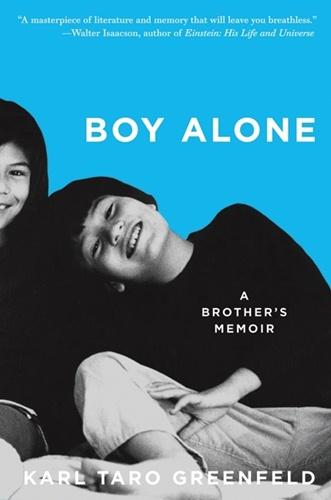 หนังสือ Boy Alone