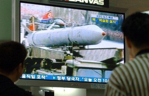 โสมแดงเปรยกับเจ้าหน้าที่จีน กำลังเตรียมทดลองนิวเคลียร์หน 3 ในเร็ววันนี้