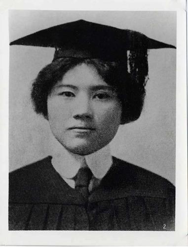 จบการศึกษามหาวิทยาลัย ปี 1913 (2456)