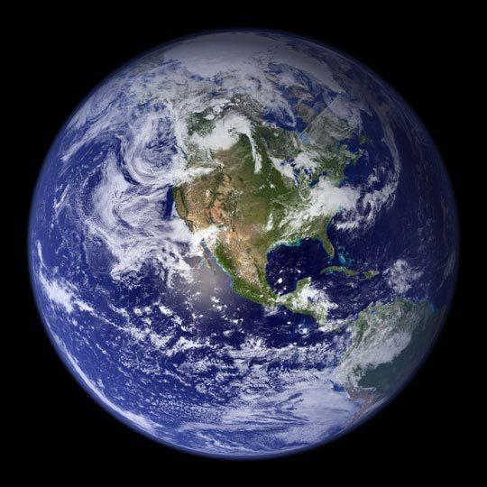 เมื่อโลกย่ำแย่เราก็จะเดือดร้อนในที่สุด (ภาพประกอบนาซา/ไลฟ์ไซน์)