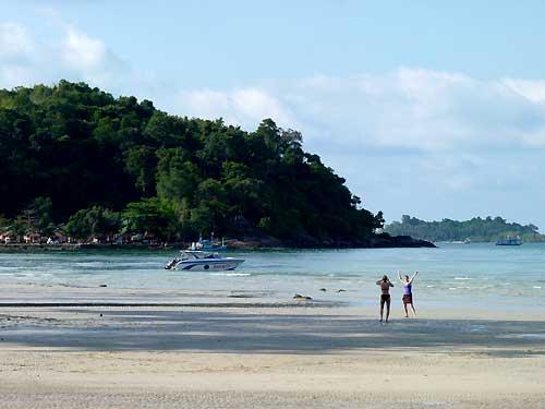 """ซาฟารีกลางทะเลตราด...""""เกาะกระดาด"""" อันซีนไทยแลนด์/ปิ่น บุตรี"""