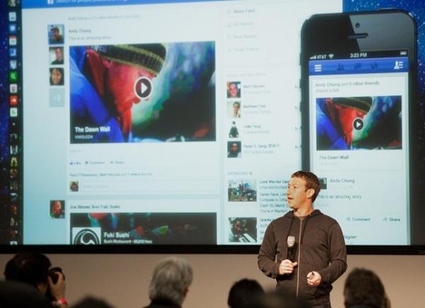 [Updated] Facebook ประกาศอัปเดทหน้าตา Timeline