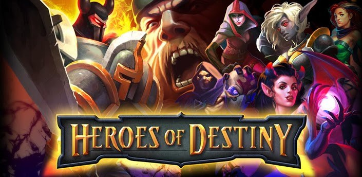 Review: Heroes of Destiny (iOS/Android)