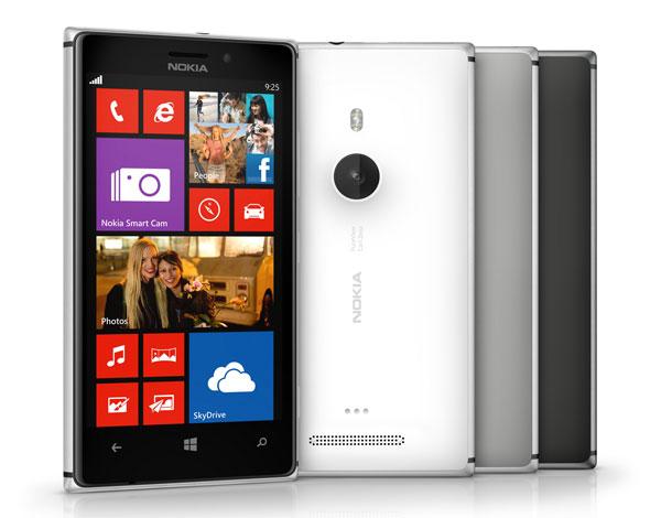 Cyber News : Nokia Lumia 925 ครั้งแรกของสมาร์ทโฟนดีไซน์อะลูมิเนียม แข็งแกร่ง บางเบา