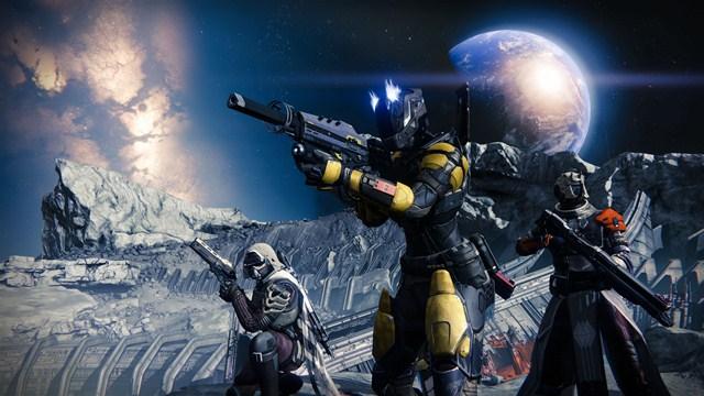 """Destiny"" เกมยิงผู้สร้างเฮโลเปิดทดสอบจัดเต็มต้นปี 2014"