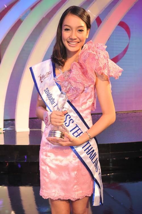 เตย-ชลธิชา ชัยชิต รองอันดับ 1 มิสทีนไทยแลนด์ 2013