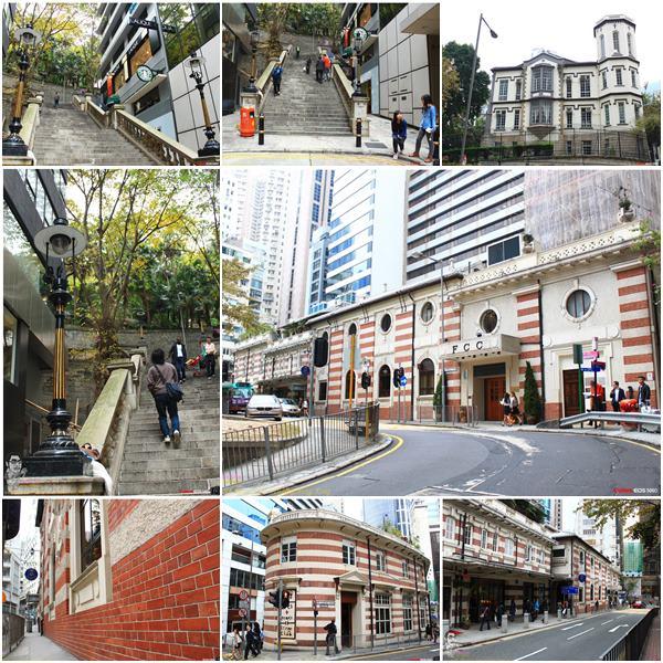 Hong Kong on Foot : สัมผัสอุ่นวาเลนไทน์ที่ มงก๊ก