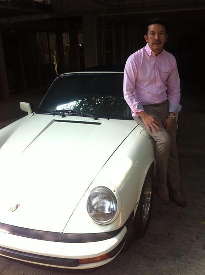 รถวินเทจ Porsche 911
