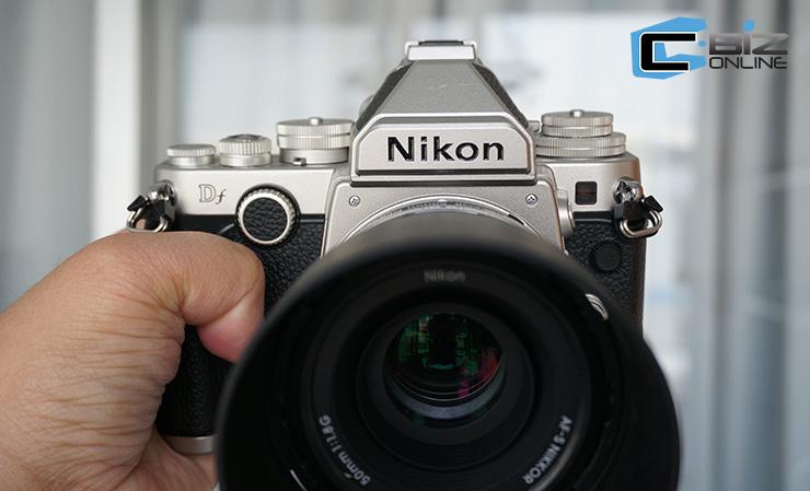 ไม่ต้องรอแล้ว! รีวิวจริง Nikon Df ฟูลเฟรมย้อนยุคราคาเหยียบแสนบาท