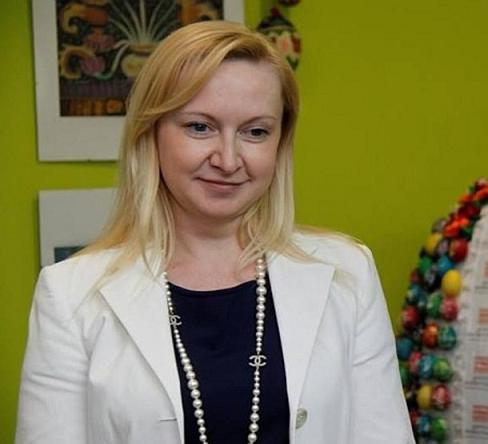 เพื่อนหญิง Lyubov Polezhay วัย 39 ปีที่มีความสัมพันธ์ลับกับวิกเตอร์ ยานูโควิช