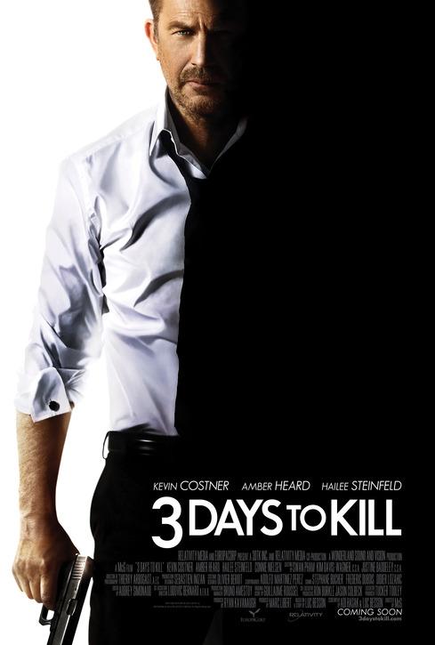 3 Days to Kill / 3 วันโคตรอันตราย