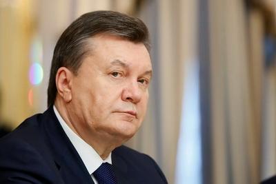 อดีตประธานาธิบดี วิกเตอร์ ยานูโควิช แห่งยูเครน