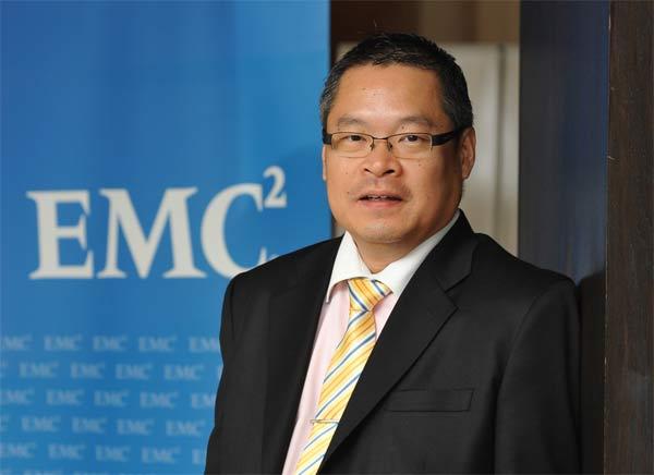 นฐกร พจนสัจ ผู้จัดการประจำประเทศไทย บริษัท อีเอ็มซี อินฟอร์เมชั่น ซิสเต็มส์ (ประเทศไทย)