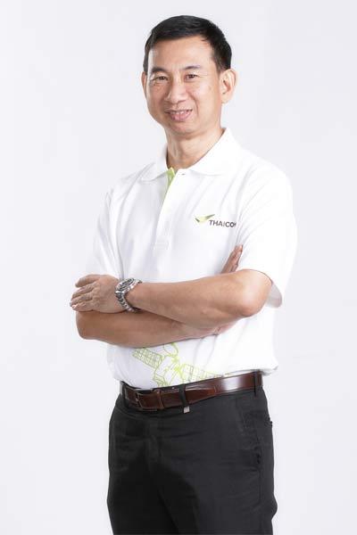 ไพบูลย์ ภานุวัฒนวงศ์ ประธานเจ้าหน้าที่บริหาร ด้านเทคนิค บริษัท ไทยคม