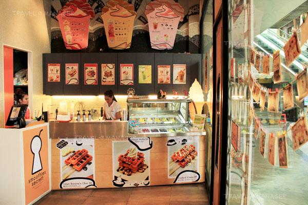 """""""Smoothies Secrett"""" สูตรลับความอร่อย ไอศกรีมนมฮอกไกโด"""