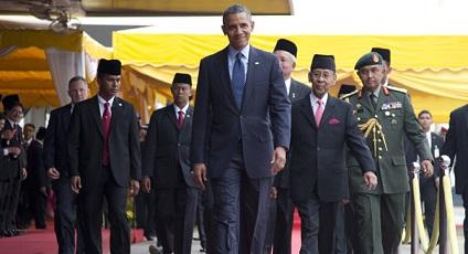 """""""โอบามา"""" ป้อง """"รัฐบาลมาเลย์"""" ในการค้นหา MH370  - ส่งที่ปรึกษาพบ """"อันวาร์ อิบราฮิม"""""""