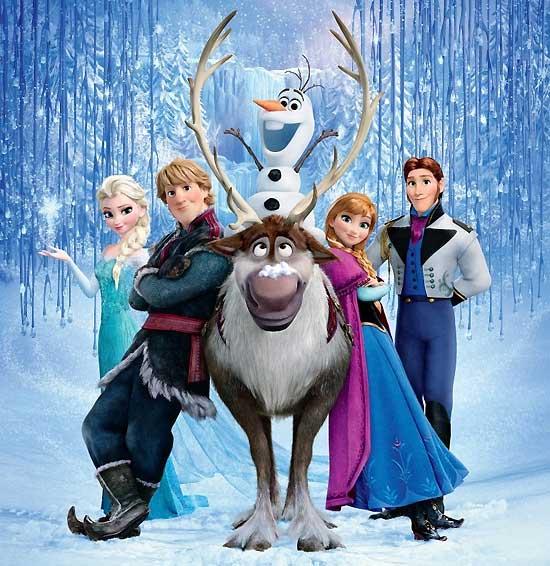 Frozen อีกหนึ่งภาพยนตร์แอนิเมชันเรื่องประวัติศาสตร์