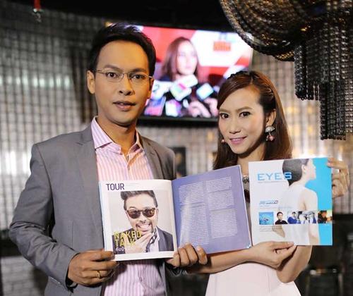 PPTV HD ขยายช่องทางถึงผู้ชม เปิดนิตยสาร Eyes แจกฟรีทั่วประเทศ