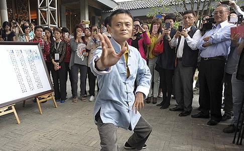 ผู้ก่อตั้ง Alibaba Pictures Group