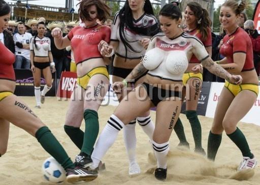 Erotic football